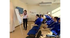 Медиаточка в Международном детском центре