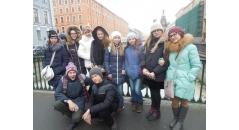 Новогоднее МЕДИАпутешествие в Санкт-Петербург!