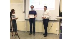 Подведение итого социального проекта. Вручение сертификатов