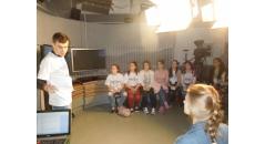 Как мы посетили фестиваль юных журналистов «Медиа-волна» во  Всероссийском детском центре «Орлёнок»